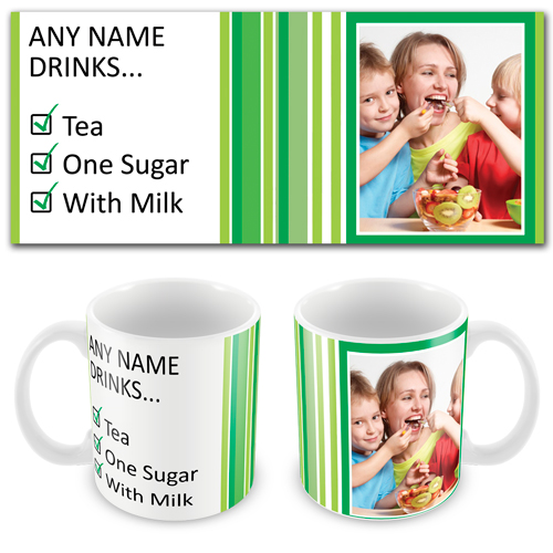 Photo Mug - One Sugar or Two