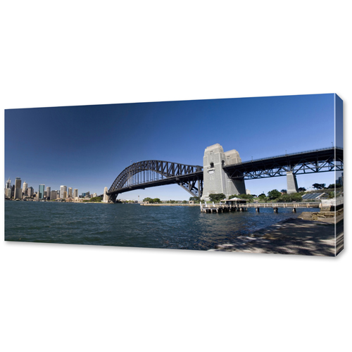 Ultra Panoramic Canvas